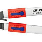 Knipex Kabelschere mit Teleskopschenkeln